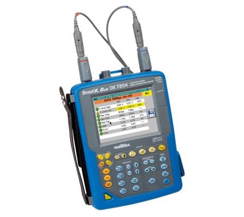 Chauvin Arnoux OX7204-CSD Handheld Oscilloscope: 200MHz