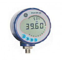 Druck DPI 104-1-2A Digital Pressure Test Gauge, 2 Bar (30psi), Absolute Gauge type, with G1/4 male Pressure Port
