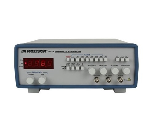 BK Precision 4011A 5MHz Function Generator