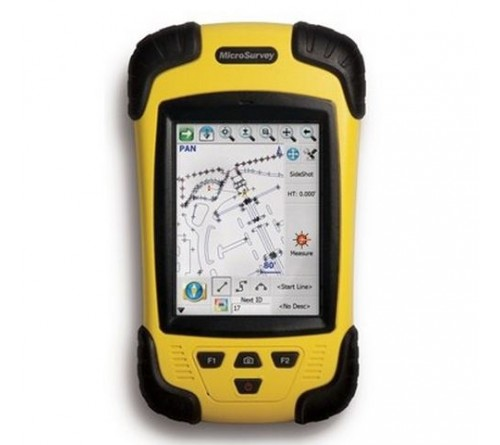 Geomax MicroSurvey DC4 Data Collector
