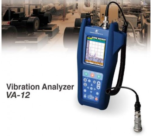 Rion VA-12 Vibration Analyser