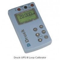 Druck UPS III [UPSIII] Portable Loop Calibrator for mA and V