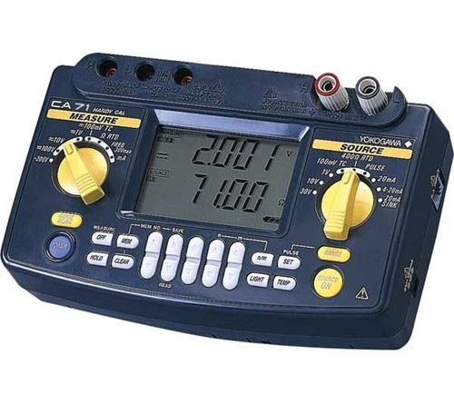 Yokogawa CA71 Handy Multifunction Calibrator
