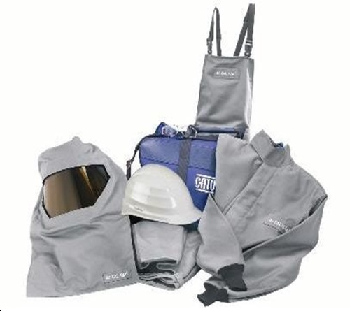 CATU KIT-ARC-40 [KITARC40] Arc Flash Protective Kit (40 cal/cm2)