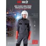CATU KIT-ARC-A-02-C* ARC FLASH & MULTIRISK PROTECTIVE CLOTHING 12 CAL/mm2