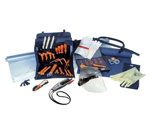 CATU MO-51003-EX [MO51003EX] Insulated Low Voltage Set with Gloves and Tools