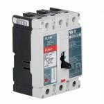 Cutler Hammer HMCP050K2C Breaker, Molded Case, 50A, 3P, 600V, 250 VDC HMCP