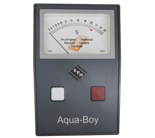 Aqua Boy HMI  All Species Moisture Meter