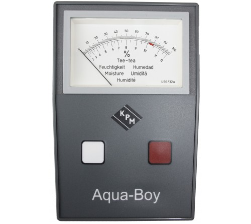 Aqua Boy TEFI [TEF I] Tea Moisture Meter