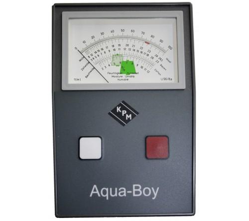 Aqua-Boy TEMI [TEM I] Textiles Moisture Meter