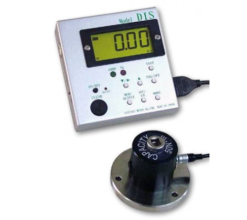 "Cedar DIS-IP500 Digital Torque Tester with Remote Sensor, 362 lbf-ft / 500 Nm - 3/4"" Drive"
