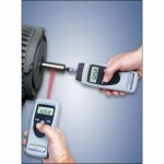 Checkline CDT-2000HD Combination Contact and Non-Contact Digital Tachometer