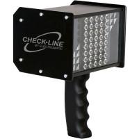 Checkline QB-LED Portable, Battery Powered LED Stroboscope Kit