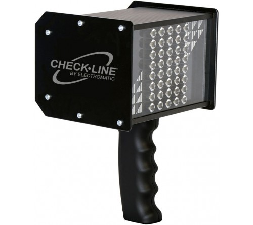 Checkline QB-LED Portable, Battery Powered LED Stroboscope Kit