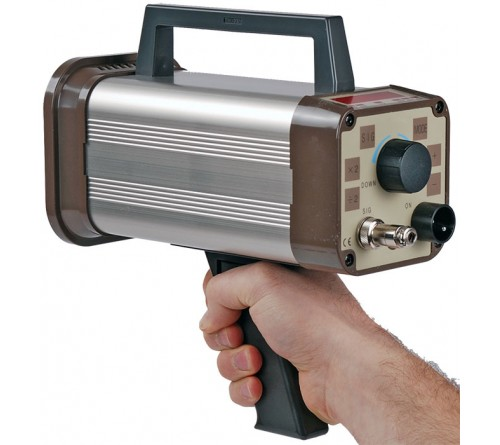 Checkline DT-315A Battery Powered Digital Stroboscope, 115V Adapter