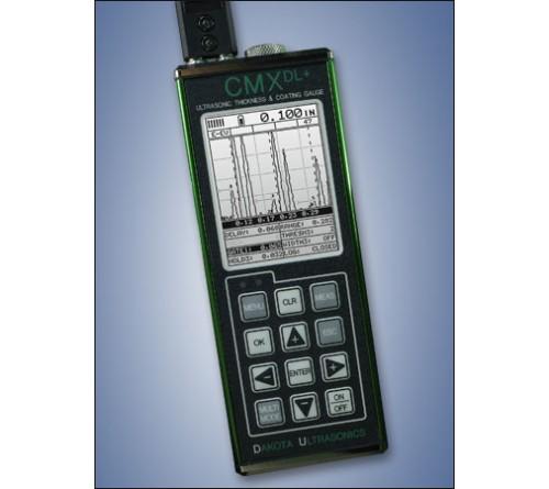 Dakota CMXDL+ Data-Logging Combination Coating & Wall Thickness Gauge, Z-172-0001