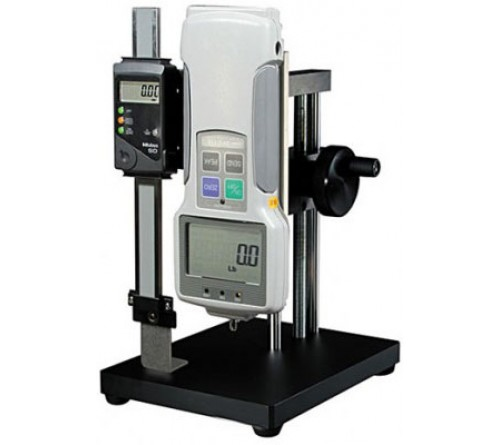 Imada KV-11-S Hand Wheel Test Stand with Digital Distance Meter