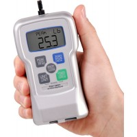 Shimpo FGV-0.5XY Digital Force Gauge with USB OUTPUT, 8 oz / 200 g / 2 N Capacity