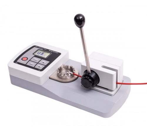 Mark-10 WT3-201 Wire Terminal Pull Tester, 200 lb / 100 Kg / 1000 N Capacity, USA Plug