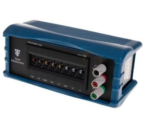 Time Electronics 1040 Resistance Box (1 Ohm - 100M Ohm)