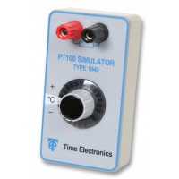 Time Electronics 1049 PT100 Simulator Handheld (Class A Degrees C)