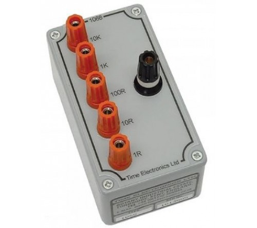 Time Electronics 1068 Precision Fixed Resistance Box (1 Ohm - 10K Ohm)