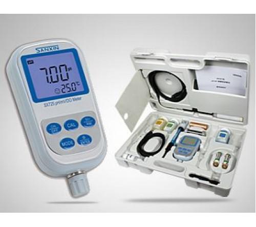 Sanxin SX725 [San-Xin SX725] Portable pH/Dissolved Oxygen Meter