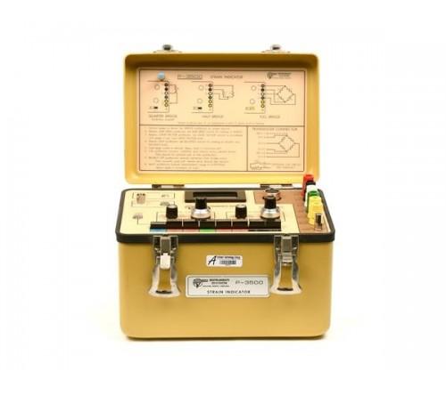 Vishay P-3500 Portable Strain Indicator