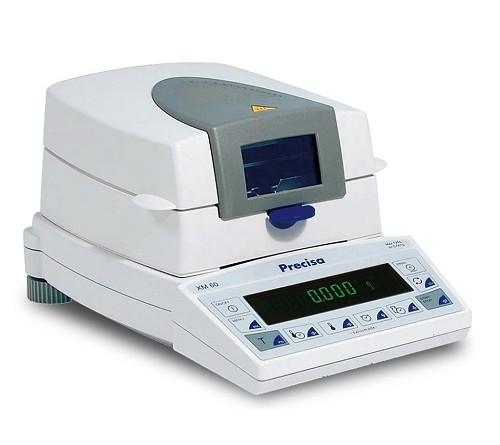 Precisa XM60 Laboratory Moisture Balance