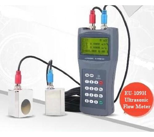 A.Yite EU-109H [EU109H] Portable Handhold Ultrasonic Flowmeter