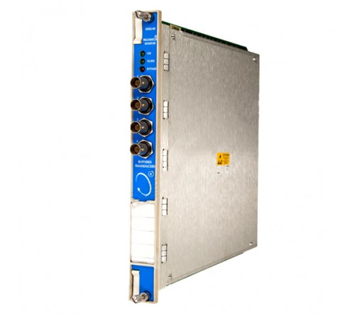 Bently Nevada 146031-01 3500/22M TRANSIENT DATA INTERFACE I/O MODULE