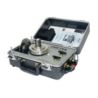 Ametek PK2-20-SS PKII Pneumatic Deadweight Tester, 1-20 PSIG, stainless steel weight set, +/-0.05% accuracy