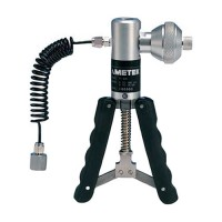 Ametek T-975 Pneumatic Hand Pump, 25 in Hg (Vacuum) to 580 PSI