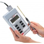 Hirst GM07 Gaussmeter with Transverse probe