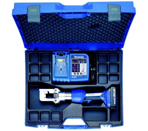 Klauke EK505L Battery powered crimping tool 6 - 240 mm² Part No.  EK 50/5-L