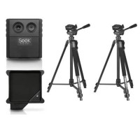 Seek Scan - Thermal Imaging System for Elevated Temperature, includes Two Tripods