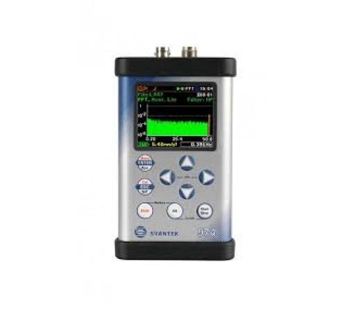 SVAN 974 Vibration Meter and FFT analyser (Including SV 80, SA 27, SC27 and SA 74)