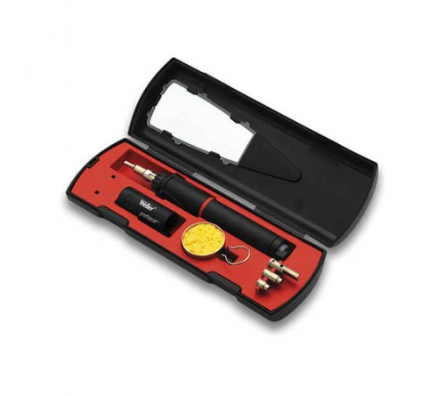 Weller P2KC Portasol Professional Self-Igniting Cordless Butane Solder Kit