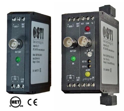 STI CMCP525 Acceleration Transmitter [Transmitter Only]