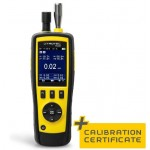 Trotec PC220 [PC-220] Particle Counter included Calibration Certificate