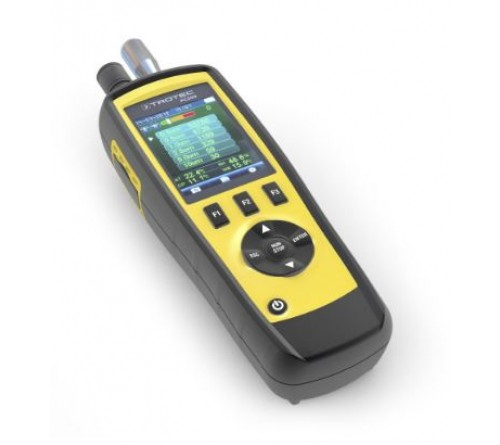 Trotec PC200 [PC-200] Particle Counter