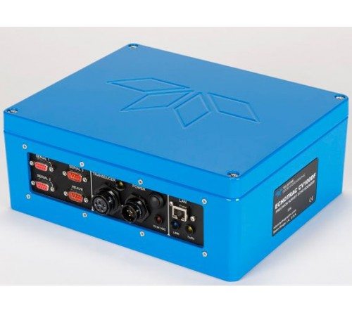ECHOTRAC CV100 High Band Echo Sounder With 100kHz To 750kHz Frequency