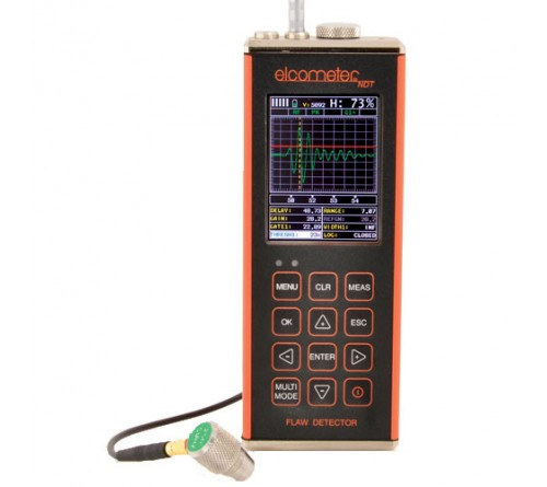 Elcometer FD700+ Ultrasonic Flaw Detection Gauge