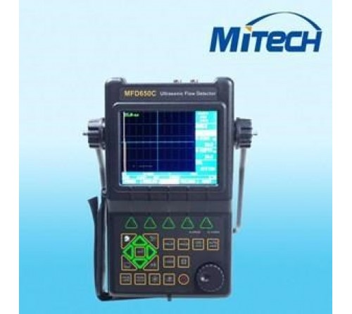 MITECH MFD650C Portable Ultrasonic Flaw Detector