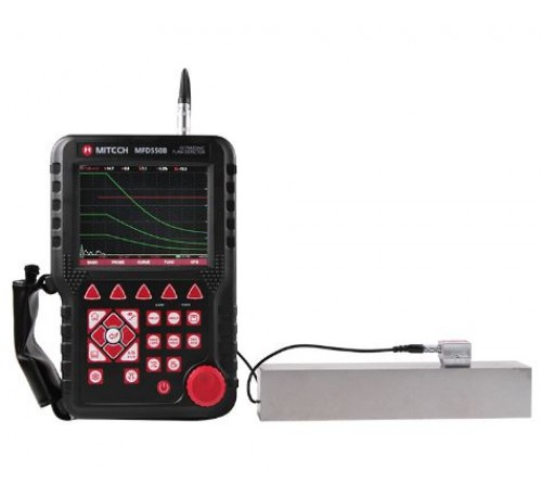 Mitech 550B  Digital Ultrasonic Flaw Detector