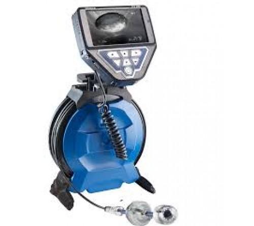 Wöhler VIS 400 [4453] Cable Reel Camera Video Inspection System 20m
