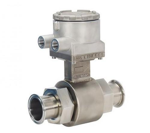 Rosemount 8721 Hygienic Flowtube Sensor