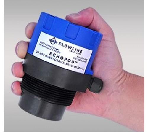 Flowline EchoPod® UG01-0001-40 Reflective Ultrasonic Multi-Function Liquid Level Transmitter