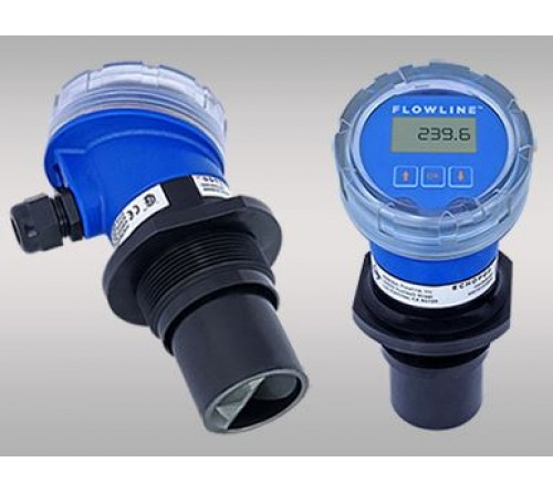 Flowline EchoPod® UG06-0001-00 Reflective Ultrasonic Liquid Level Transmitter