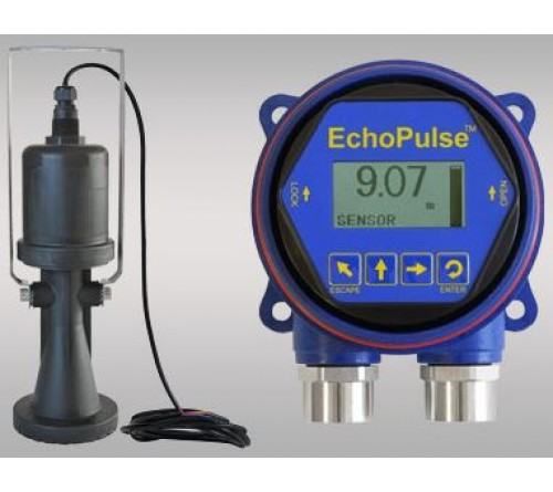 Flowline EchoPulse LR30-0010-10 Radar Level Transmitter